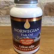 Norwegian Fish Oil Laxolja