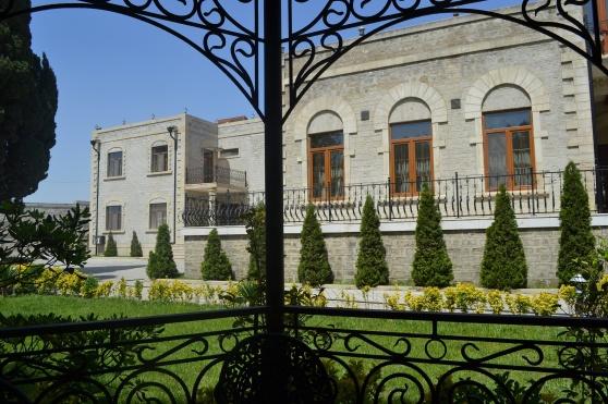 Villa Petrolea i Baku.