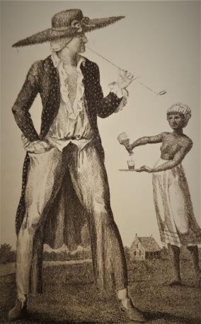 Plantageägaren som Stedman såg honom.