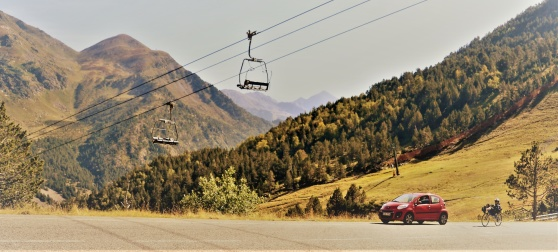 Sigge i Andorra.