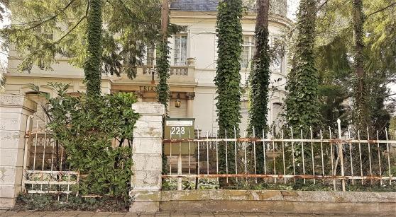 Villa Trianon i Breda.
