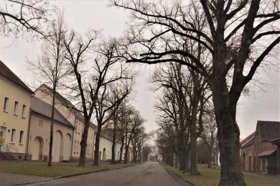 Bügatan i Dennewitz.