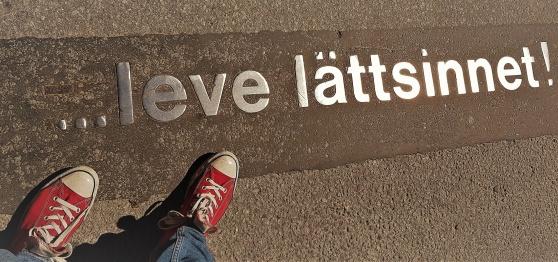 Vart för mig stegen på Drottninggatan? Jo, till Antikvariat Röda Rummet.