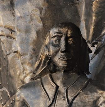 Karl XII som han koms ihåg i Bender.