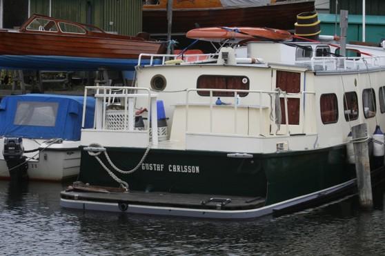 Reimers BS. Stålbåt uppkallad efter en tidigare ägare - en framgångsrik skrothandlare.