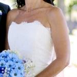 Brudklänning liv