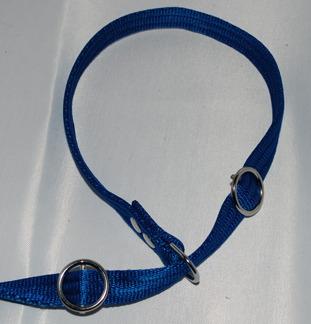 Retrieverkoppel ställbart, blått - Retrieverkoppel ställbart 180 cm