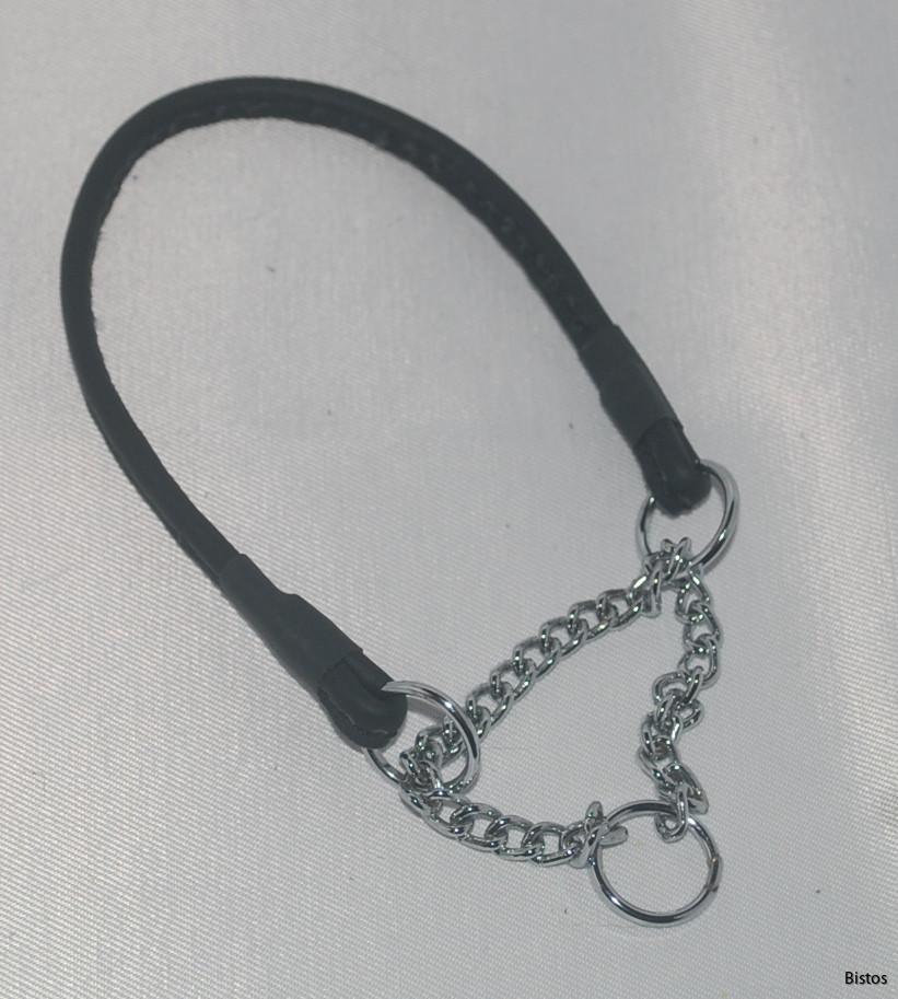 041 Halvstryp chihuahua svart förn