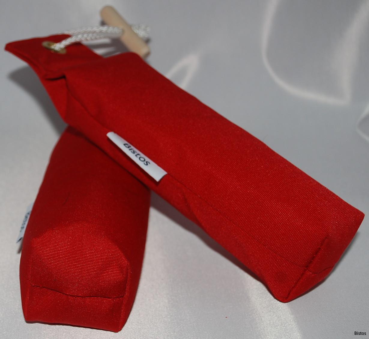 Röd markis dummies