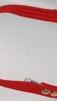 Tvillingkoppel valk - Spridare 60 cm rött