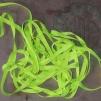 Träningsleksak Nova kanin expander - Träningsleksak Nova kaninskinn neon handtag