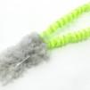 Träningsleksak INCA expanderhandtag - INCA fårskinn neon