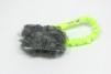 Fårskinnsleksak expander 10x6 m PIP - Fårskinnsleksak expander 10x6 vit pip neon handtag
