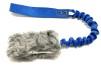 Träningsleksak Nova får expander - Träningsleksak Nova fårskinn blått handtag