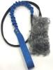 Fårskinnsleksak Iver Expander XL - Fårskinnsleksak Iver blå