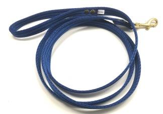 Valkkoppel blå - Valkkoppel 18 mm 180 cm