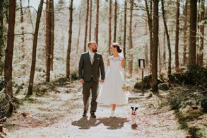 Bröllopsfotografering i Ronneby