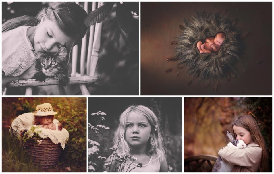 Barn, Nyfödd & Familjefotograferingar