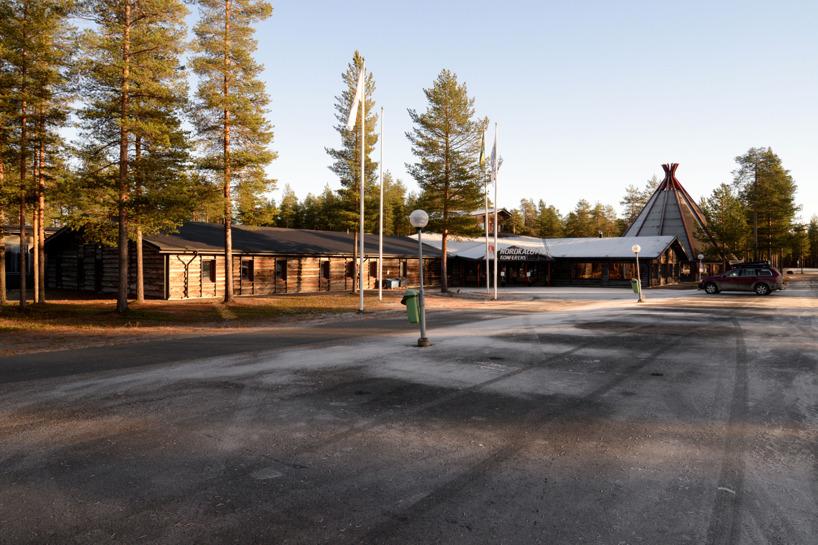 Hotell Nordkalotten strax söder om Luleå var en trevlig bekantskap för Deltagarna vid Har-SM 2015.