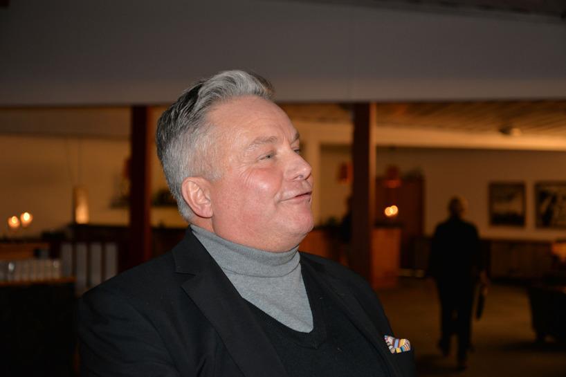 … och ännu högre blev det när riksspelmannen och entertainern med mera Svante Lindkvist tog vid.