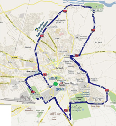 Marathonbanan