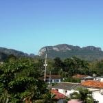 Utsikten i Vinales