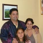 Familjen i Vinales