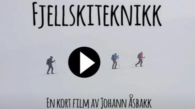 Smarta tekniktips från norska experten Johann Åsbakk i denna instruktionsvideo