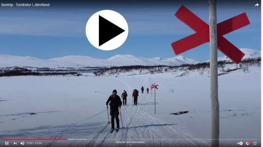 Get the feeling of Winter Jamtland in this video by  Karl Grön, april 2021