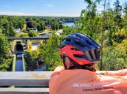 Vänern Runt - Cykelpaket. Foto&Copyright: Ellika Nyqvist Livchitz