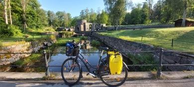 Unionsledens första  cykelpaket