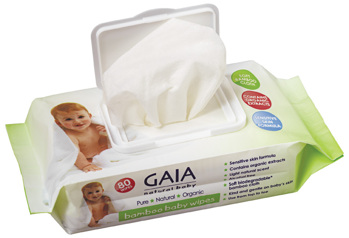 Bamboo Baby Wipes - Bamboo baby wipes