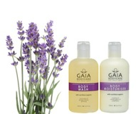 Body Wash+Bodylotion- Lavender & Frankincense