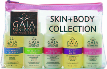 Skin & body collection 5x50ml - Skin & body collection