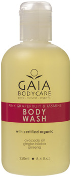 Body Wash  - Pink Grapefruit & Jasmine - Grapefruit