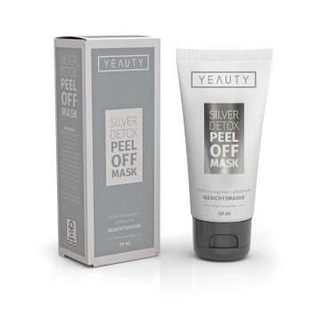 Silver Detox Peel Off Mask - Silver Detox Peel Off Mask