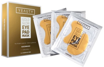 Golden Glow Eye Pad Mask - Golden Glow Eye pad mask