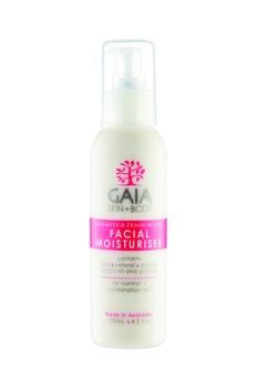 Foaming Cleanser +Facial Moisturiser -