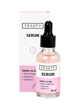 Energy Elixir Serum - Energy Elixir Serum