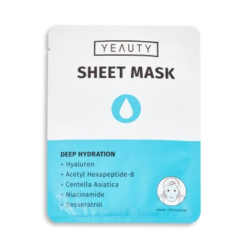 Sheet Mask - Deep Hydration - Sheet Mask - Deep Hydration