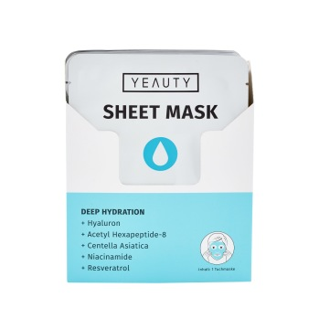 Sheet Mask - Deep Hydration 10-pack -