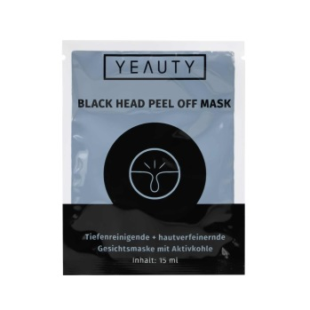 Black Head Peel Off Mask - sachet  20pack - Black Head Peel Off Mask - sachet 20pack