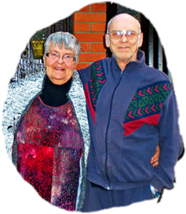 Curt Sundin & Birgitta Ekström