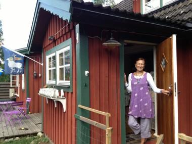 Välkommen till Thérèse i Hjärnarp, Norra Skåne.