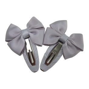 Lilly Bow Trendy 2-pack grå