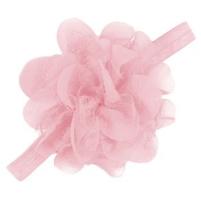 Lilly Bow Flower rosa