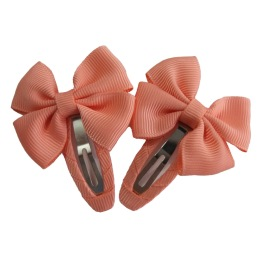 Lilly Bow Trendy 2-pack persika