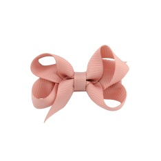 Lilly Bow Mini plommon