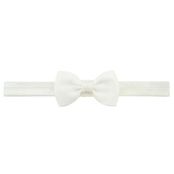 Lilly Bow Classic vit