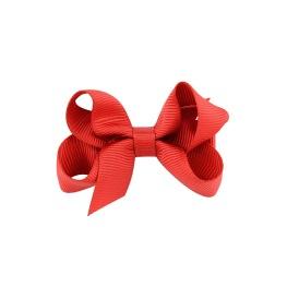 Lilly Bow Mini röd